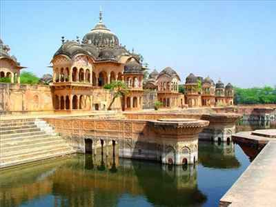 Ancient History of Vrindavan