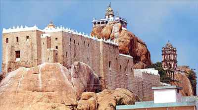 Temples in Trichy