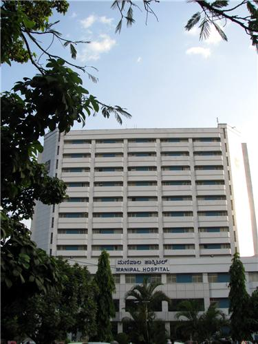 manipal hospitals in Bangalore