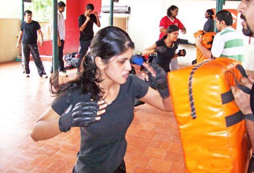 martial arts in Bangalore