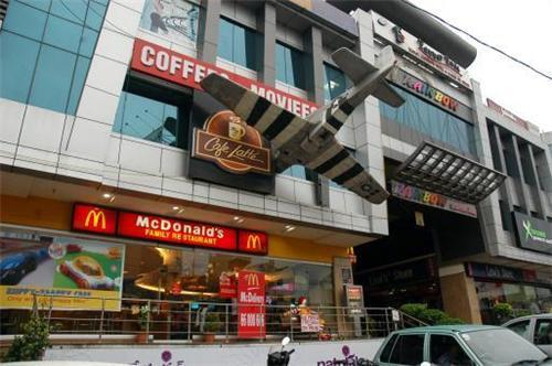 McDonalds in Bangalore
