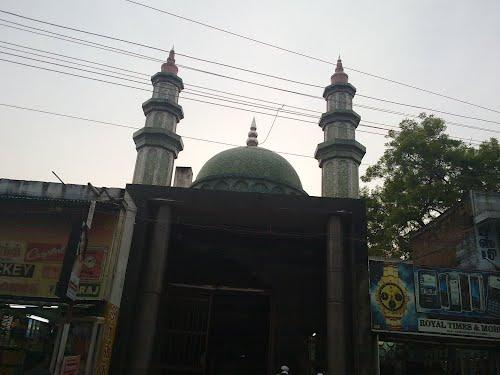 Mosques in Salem