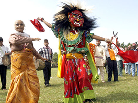Dance and Music in Siliguri