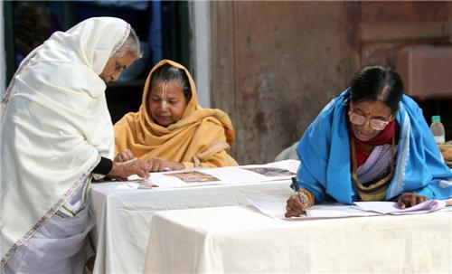 NGOs for Women in Vrindavan