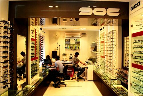 Opticians in Nanded