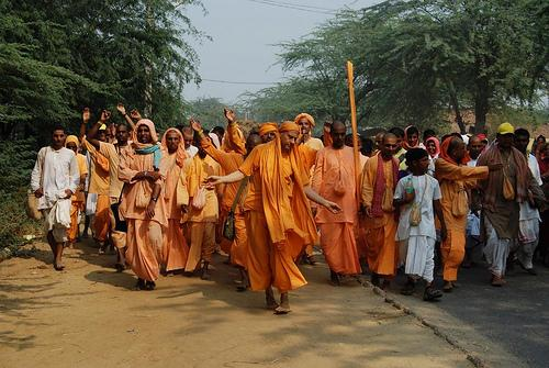 What is six goswamis of Vrindavan Parikrama