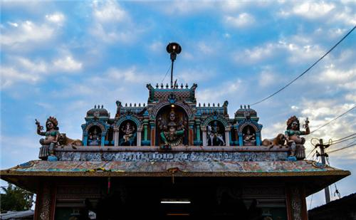 Temple Festival in Trichy
