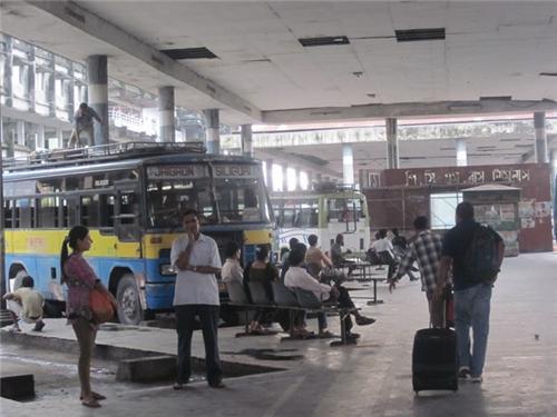 Bus Services in Siliguri