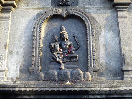 Walls of the Sugavaneswarar Temple, salem
