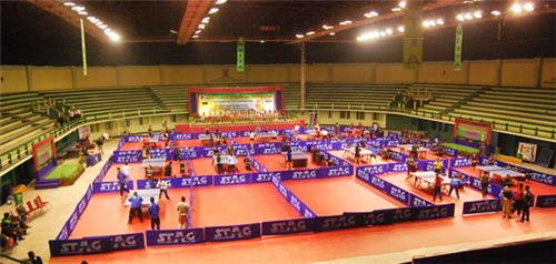 Table Tennis in Siliguri