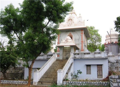 Skanda temple near salem