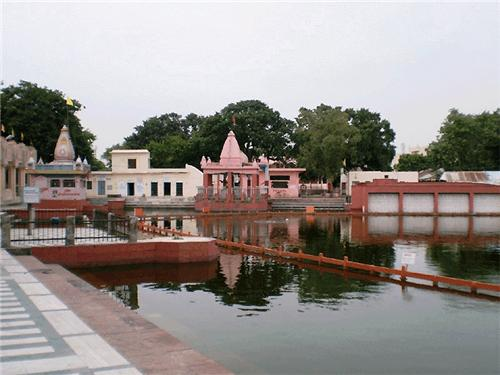 Sannihit Sarovar Near Thanesar