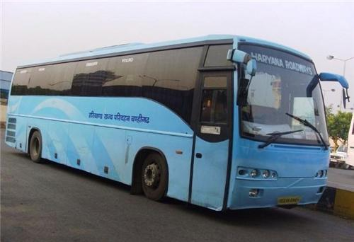 Buses in Thanesar