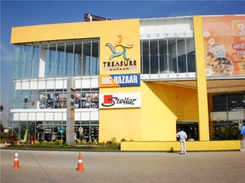 Treasure Bazaar Mall in Nanded