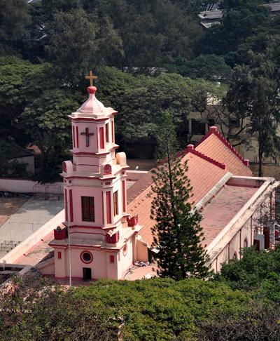 Trinity Church in Bangalore