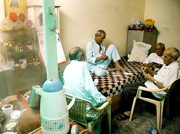 social welfare center Vrindavan