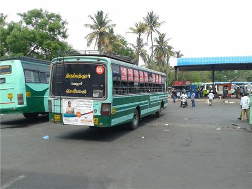 Transport in Vellore