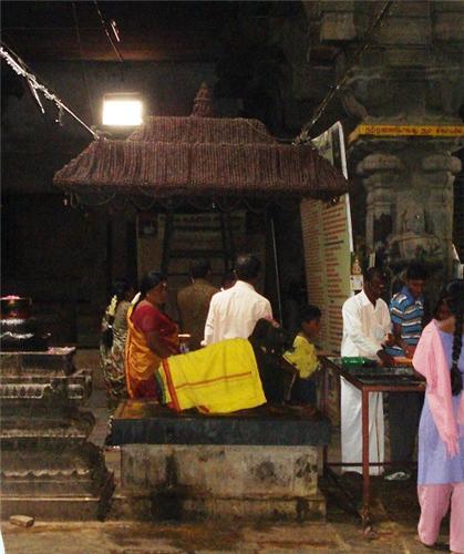 Tirupattur Sri Brahmapureeswarar Temple  Nandi