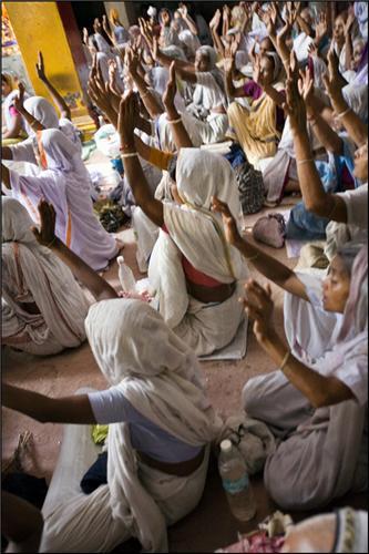Sulabh Initiative Vrindavan Widows