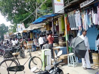Trichy Burma Bazaar