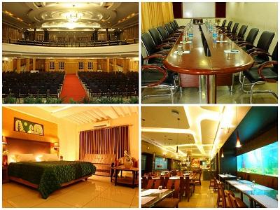 Trichy Femina hotel Facilities