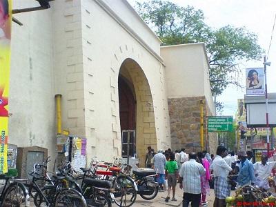 Trichy Main Guard Gate