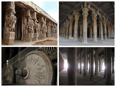 Srirangam Temple Architecture