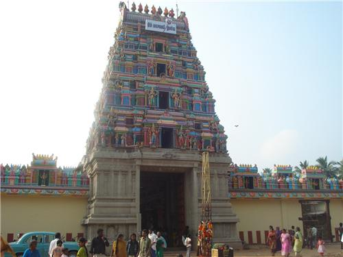 Holy places in Coimbatore