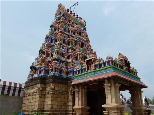 Religious Places in Coimbatore