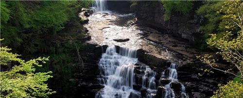 Waterfalls around Coimbatore