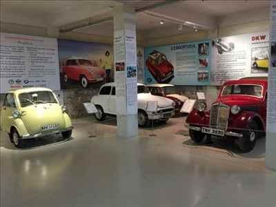 GeeDee car museum Coimbatore