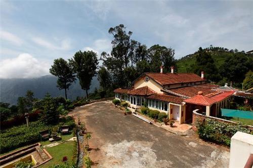 Hill resorts near Coimbatore