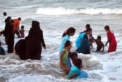 Cuddalore Silver Beach