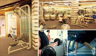Fitness Centers in Cuttack