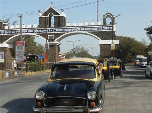 Tourism in Dadra and Nagar Haveli
