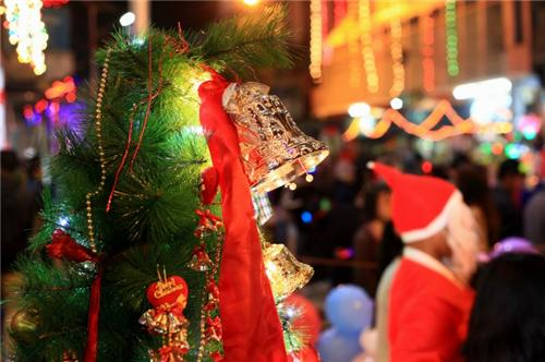 Christmas Celebration in Daman