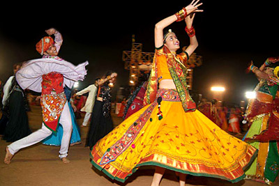Garba Festival in Daman