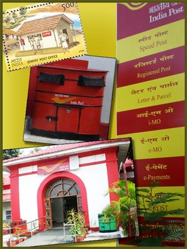 Postal Services in Daman