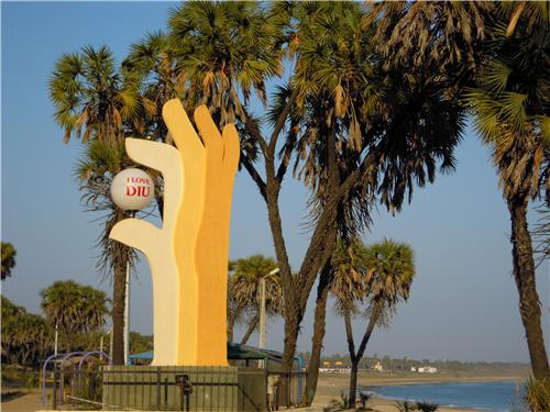 Places to visit in Diu