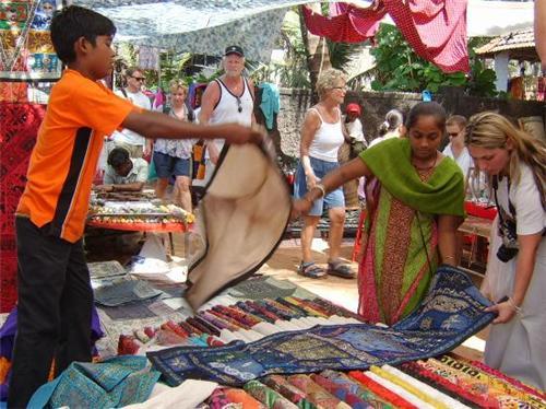 Shopping destinations in Diu