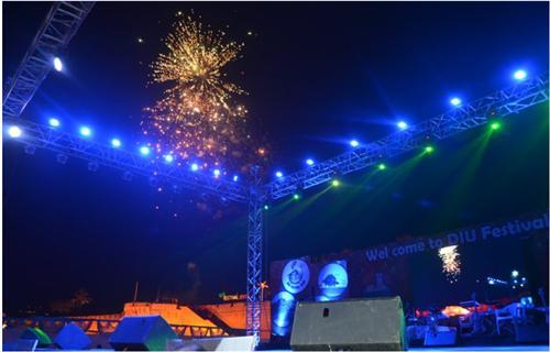 Festivals in Diu