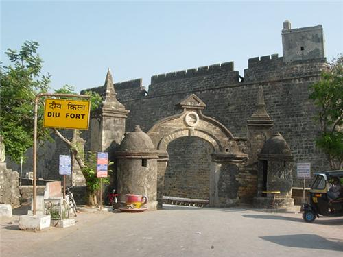 Past and Present of Diu