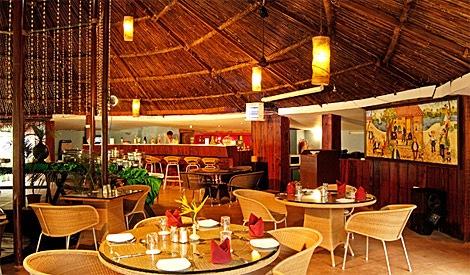 Restaurants in Diu