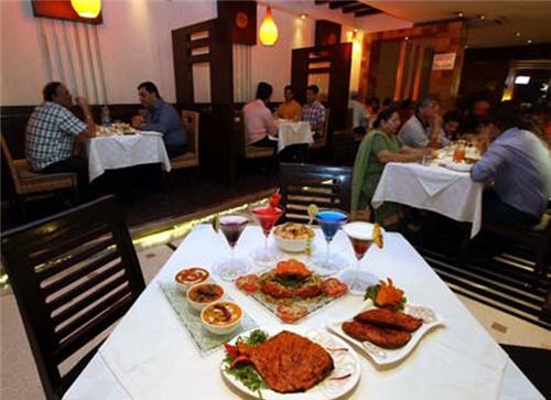 Restaurants in Diu