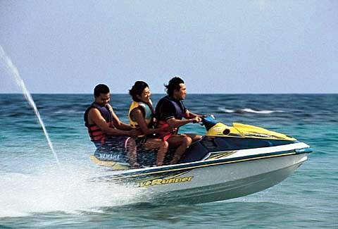 Water Sports in Diu