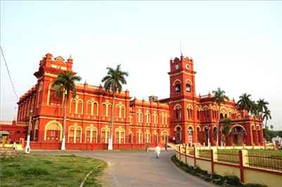 History of Darbhanga