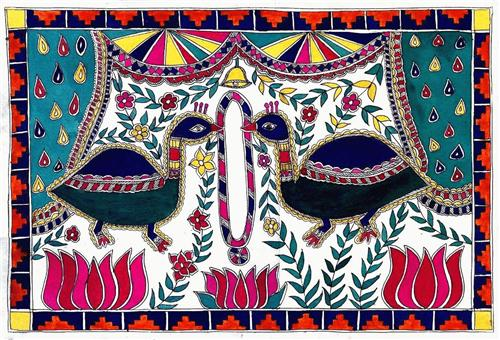 Art and Culture of Darbhanga