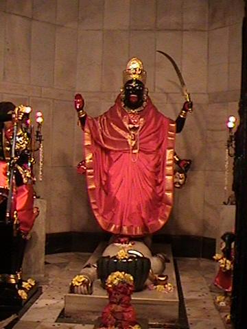 Shyama temple in Darbhanga