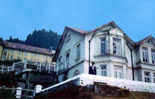 The spirits that roam in Haunted Dow Hill of Darjeeling