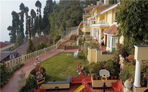 Well Maintained Hotel Mayfair in Darjeeling